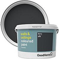 GoodHome Walls & ceilings Liberty Silk Emulsion paint, 2.5L