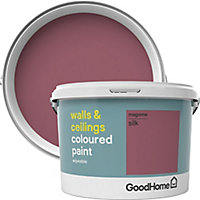 GoodHome Walls & ceilings Magome Silk Emulsion paint, 2.5L