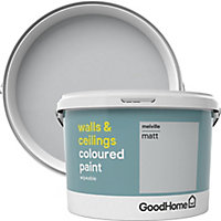 GoodHome Walls & ceilings Melville Matt Emulsion paint, 2.5L
