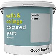 GoodHome Walls & ceilings Melville Matt Emulsion paint, 5L