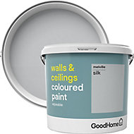 GoodHome Walls & ceilings Melville Silk Emulsion paint 5L
