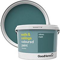 GoodHome Walls & ceilings Milltown Matt Emulsion paint 2.5L