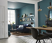GoodHome Walls & ceilings Milltown Silk Emulsion paint, 2.5L