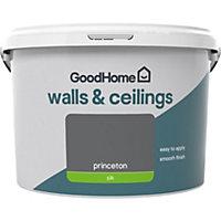 GoodHome Walls & ceilings Princeton Silk Emulsion paint, 2.5L