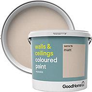 GoodHome Walls & ceilings Santa fe Matt Emulsion paint, 5L