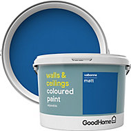 GoodHome Walls & ceilings Valbonne Matt Emulsion paint, 2.5L