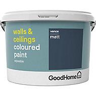 GoodHome Walls & ceilings Vence Matt Emulsion paint, 2.5L