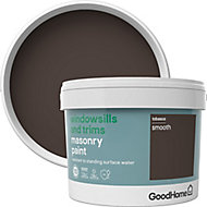 GoodHome Windowsills & trims Tobasco Smooth Matt Masonry paint, 2.5L