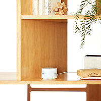 Google Dual-band Whole home WiFi system Single unit
