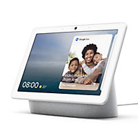 Google Nest Max Hub Chalk
