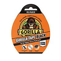 Gorilla Black Duct Tape (L)11m