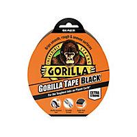 Gorilla Black Duct Tape (L)32m (W)48mm