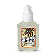 Gorilla Clear Liquid Glue, 50ml