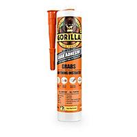 Gorilla White Grab adhesive 290ml