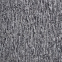 Graham & Brown Boutique Sorrento Storm Glitter effect Embossed Wallpaper