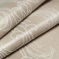 Graham & Brown Valentino Damask Glitter effect Textured Wallpaper