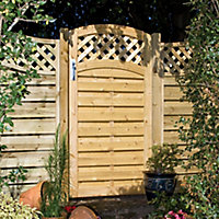 Grange Woodbury Timber Gate, (H)1.8m (W)0.9m