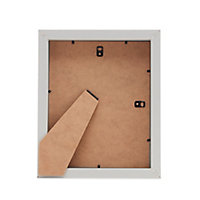 Grey Single Picture frame (H)29cm x (W)24cm