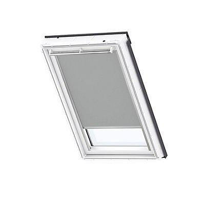 Grey Slim Blackout Blackout Roof Window Blind W 55cm Diy At B Q