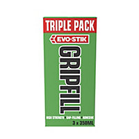 Gripfill Grab adhesive, Pack of 3