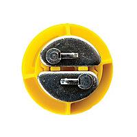 GripIt Metal & plastic Plasterboard fixing (Dia)15mm (L)20mm, Pack of 4