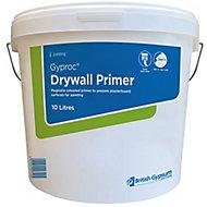 Gyproc Drywall primer, 10L Tub