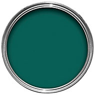 Hammerite Dark green Gloss Metal paint, 0.25L