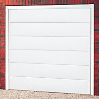 Hampshire Made to measure Framed Retractable Garage door