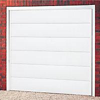 Hampshire Retractable Garage door, (H)1981mm (W)2134mm