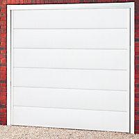 Hampshire Retractable Garage door, (H)1981mm (W)2438mm