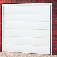 Hampshire Retractable Garage door, (H)2134mm (W)2286mm