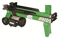 Handy Horizontal Corded Log splitter