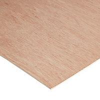 Hardwood Plywood Board (L)1.83m (W)0.61m (T)3.6mm