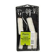 """Harris Emulsion 4"""" Mini Roller set, Pack of 7"""