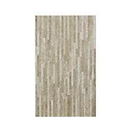 Haver Sand & chalk mix Matt Sandstone effect Ceramic Wall Tile, Pack of 6, (L)300mm (W)600mm