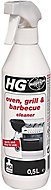 HG BBQ, grill & oven Ovens, grills & BBQ's Cleaner, 500ml Trigger spray bottle