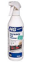 HG Daily Hob Ceramic hobs Cleaning spray, 500ml Trigger spray bottle