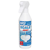 HG Scale away Pine Bathroom surfaces Bathroom Cleaner, 500ml Bottle