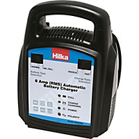 Hilka Pro-Craft 8A Automatic Car Battery charger