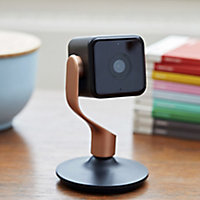 Hive 1080p Black Indoor Smart camera