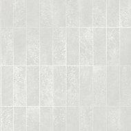 Holden Décor White Tile Blown Wallpaper