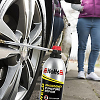 Holts TyreWeld Puncture repair, 500ml Can