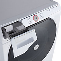 Hoover AWMPD413LH7-80 White Freestanding Washing machine, 13kg