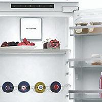 Hoover BNBF 192 FK 70:30 White Integrated Fridge freezer