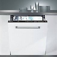 Hoover HDI 1LO38SA80T Integrated White Full size Dishwasher