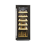 Hoover HWCB30 UK/N Black 20 bottles Wine cooler