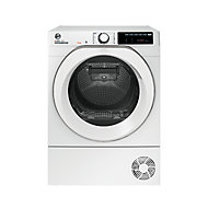 Hoover ND H10A2TCE White Freestanding Heat pump Tumble dryer, 10kg