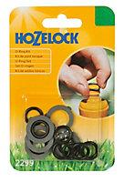 Hozelock Black Hose repair connector