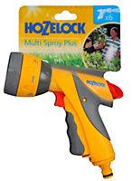 Hozelock Grey, red & yellow 6 pattern multispray gun