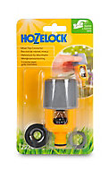Hozelock Yellow Hose pipe connector (W)100mm